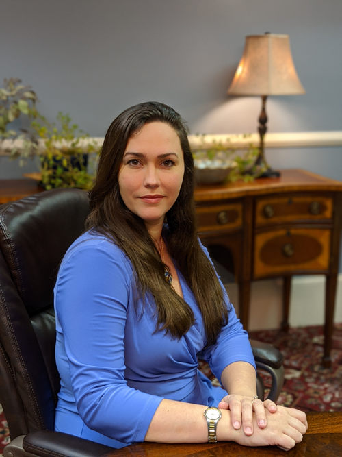 Rebecca Hurst, Marriage & Divorce Mediator